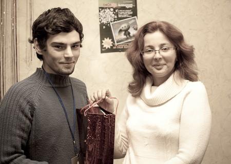Победитель в номинации поэзия (Михаил) 2009 год