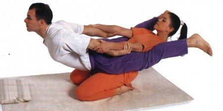 Курс обучения «Классический тайский массаж»
