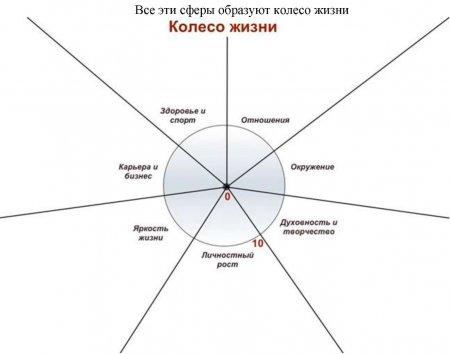Сферы жизни